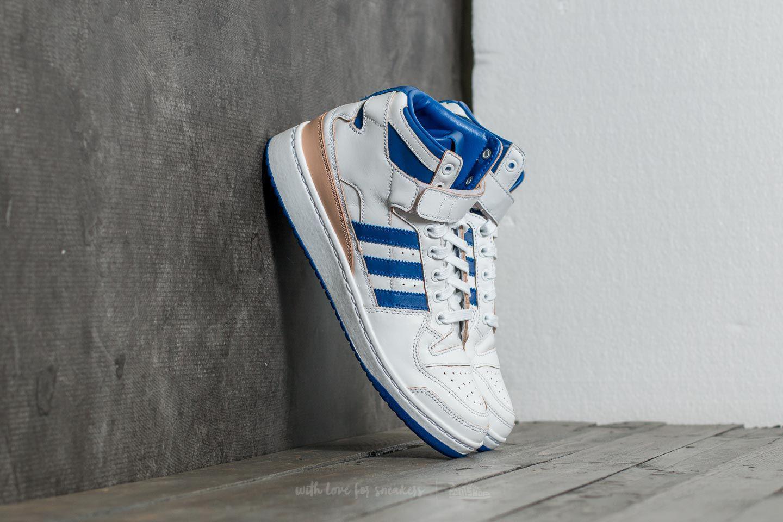 quality design 4a37e 8d0c8 Lyst - adidas Originals Adidas Forum Mid (wrap) Ftw White  Core ...
