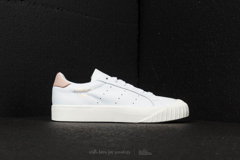 hot sale online 385e1 21ac7 Adidas Originals - Adidas Everyn W Ftw White Ftw White Ash Pearl - Lyst.  View fullscreen
