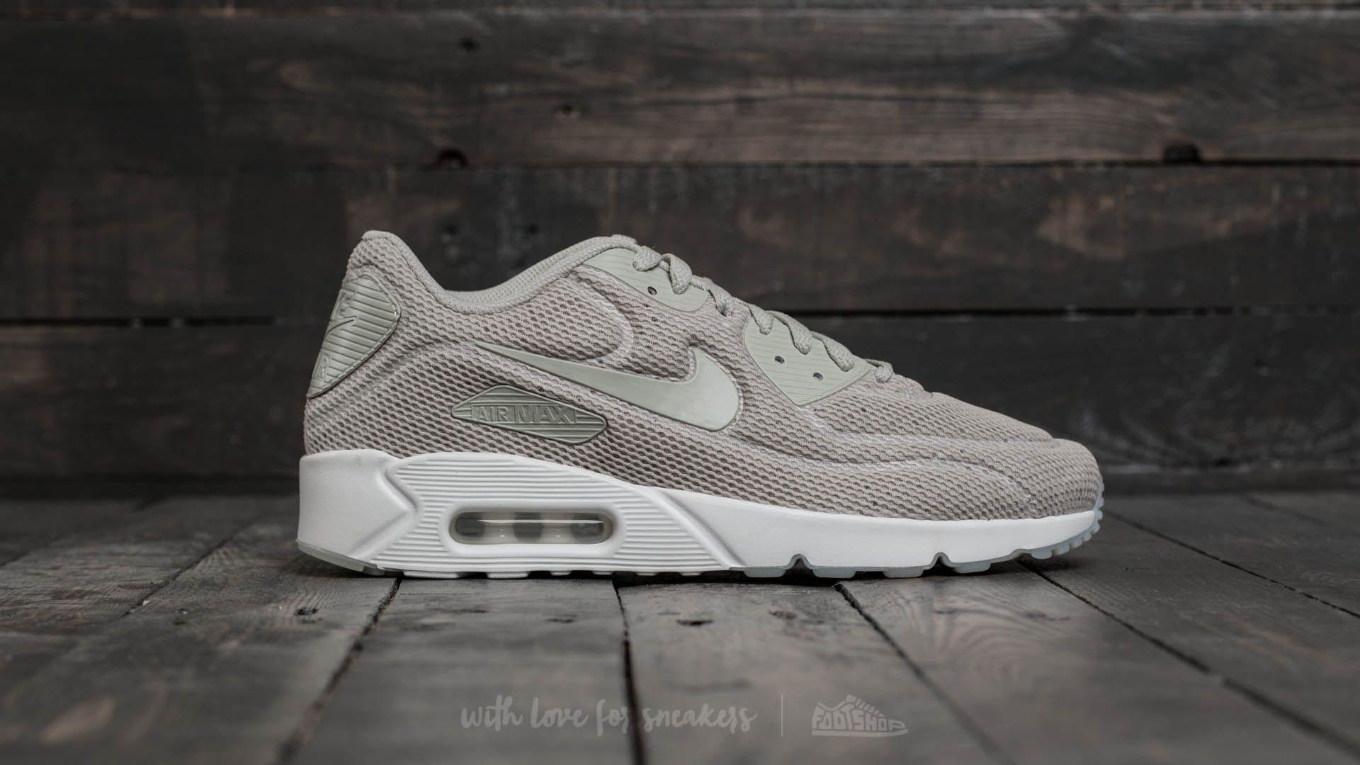 Nike Air Max 90 Ultra 2.0 Br Pale Grey/ Pale Grey in Gray for Men ...