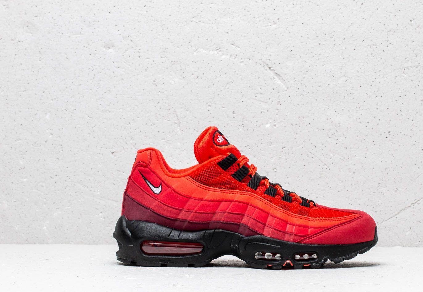 Nike Air Max 95 Og Habanero Red/ White-university Red for Men - Lyst