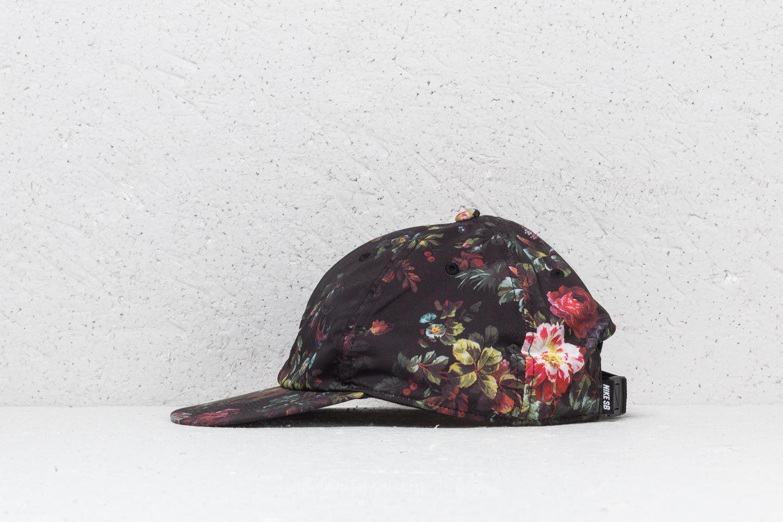c4f718b5d Nike Sb Heritage 86 Cap Black/ Floral for men