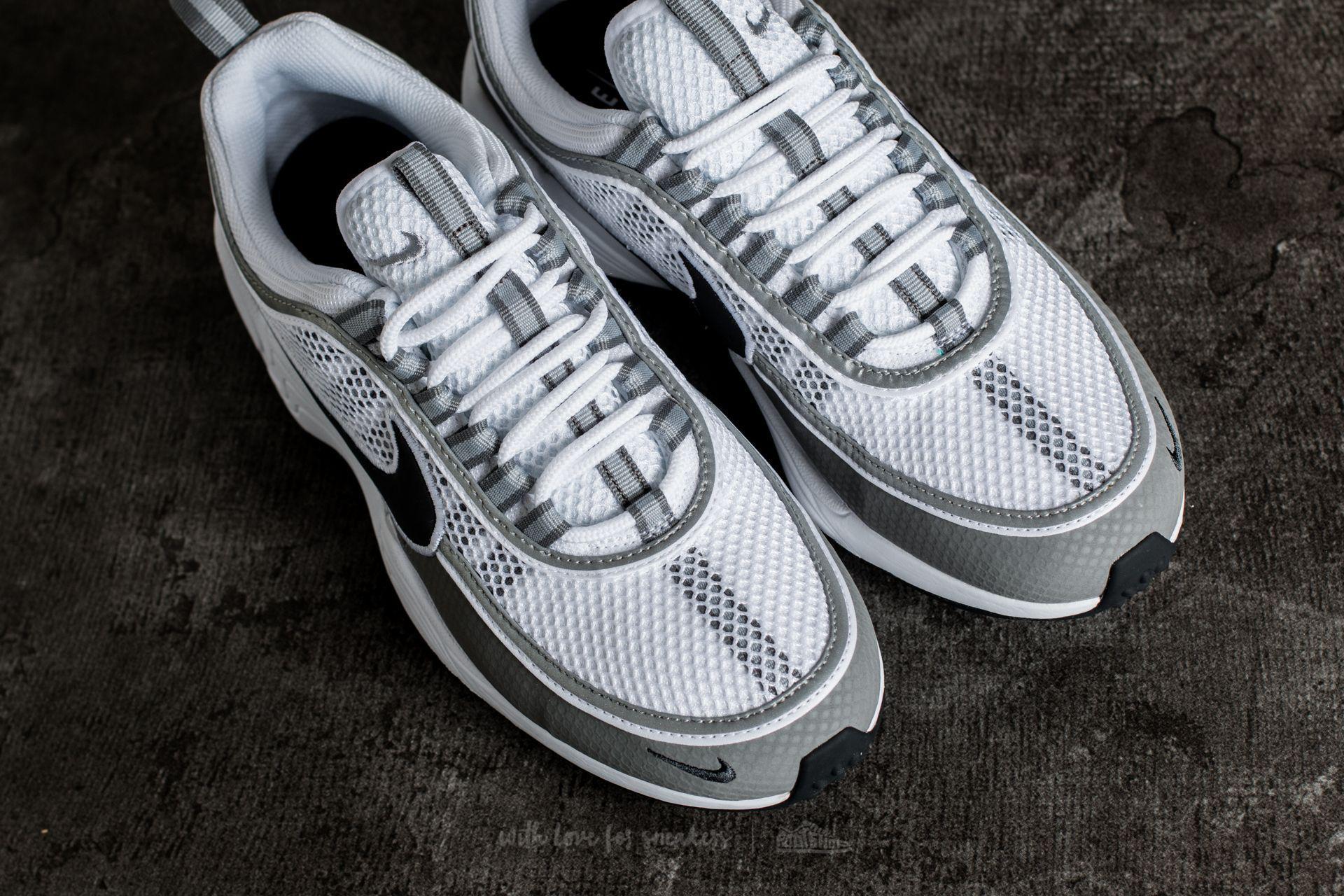 Nike Air Zoom Spiridon White/ Black