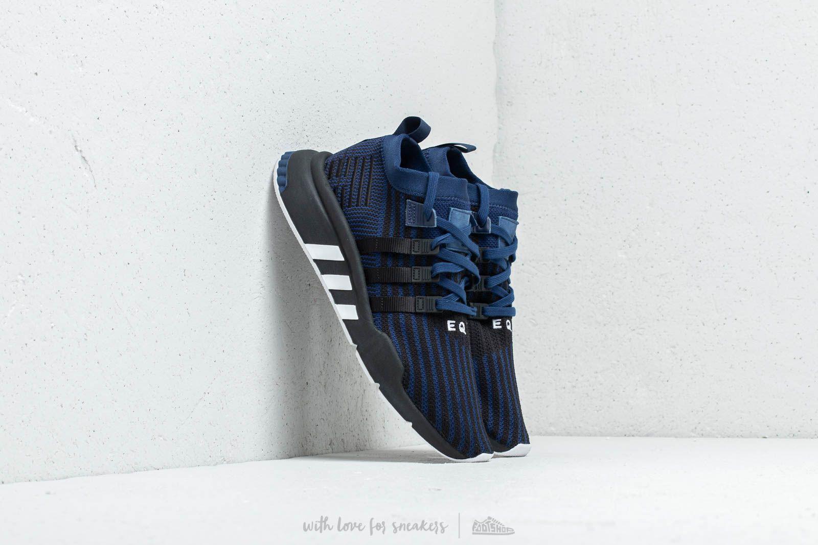 Adidas Eqt Support Mid Adv Pk Dark Blue/ Core Black/ Solar Yellow