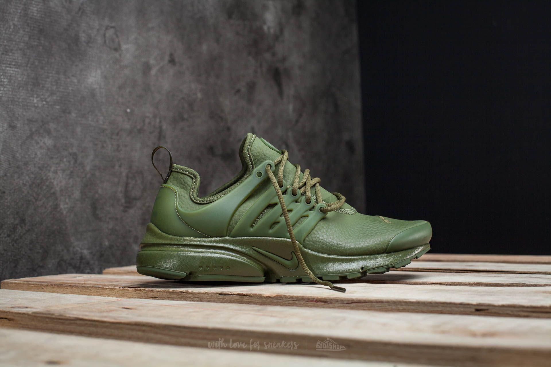 4534529c9bcd Lyst - Nike W Air Presto Premium Legion Green  Legion Green in Green
