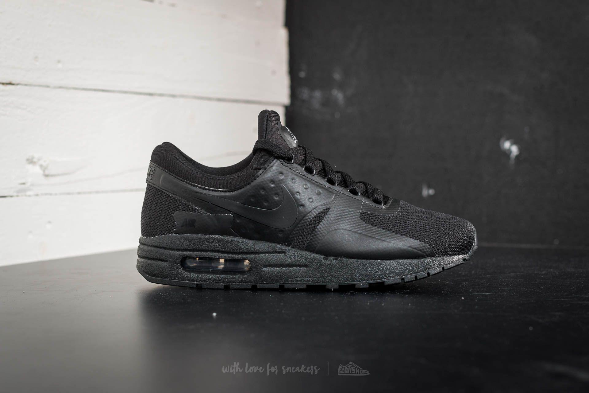 nike zero essential black footshop bb94e985
