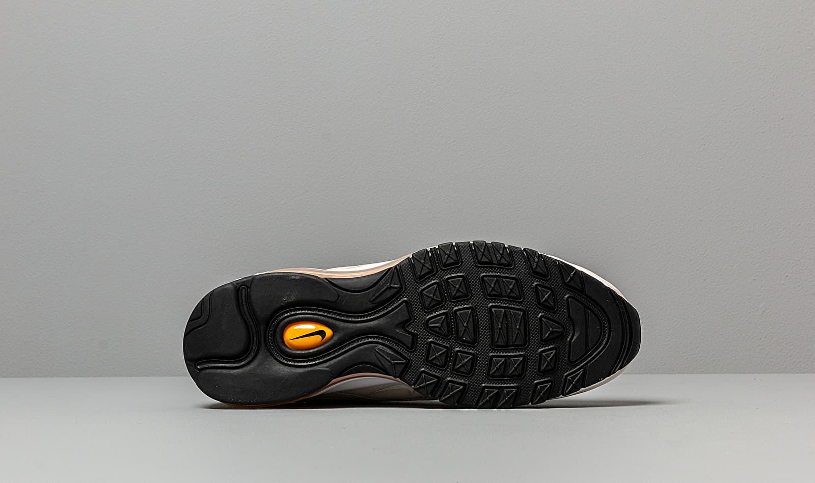 Nike – Air Max 97 Sneaker in Schwarz und mit Leopardenmuster