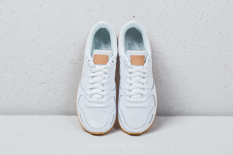 Nike Leather Air Vrtx White/ White-pure Platinum for Men - Lyst