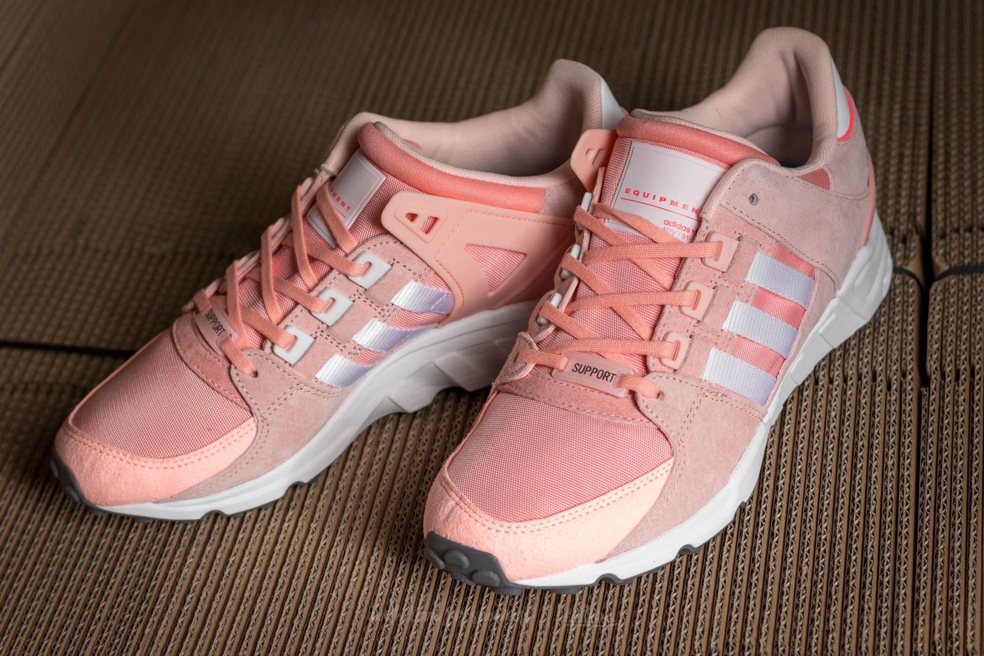 new style de496 e9afe Lyst - adidas Originals Adidas Eqt Support Rf W Haze Coral F