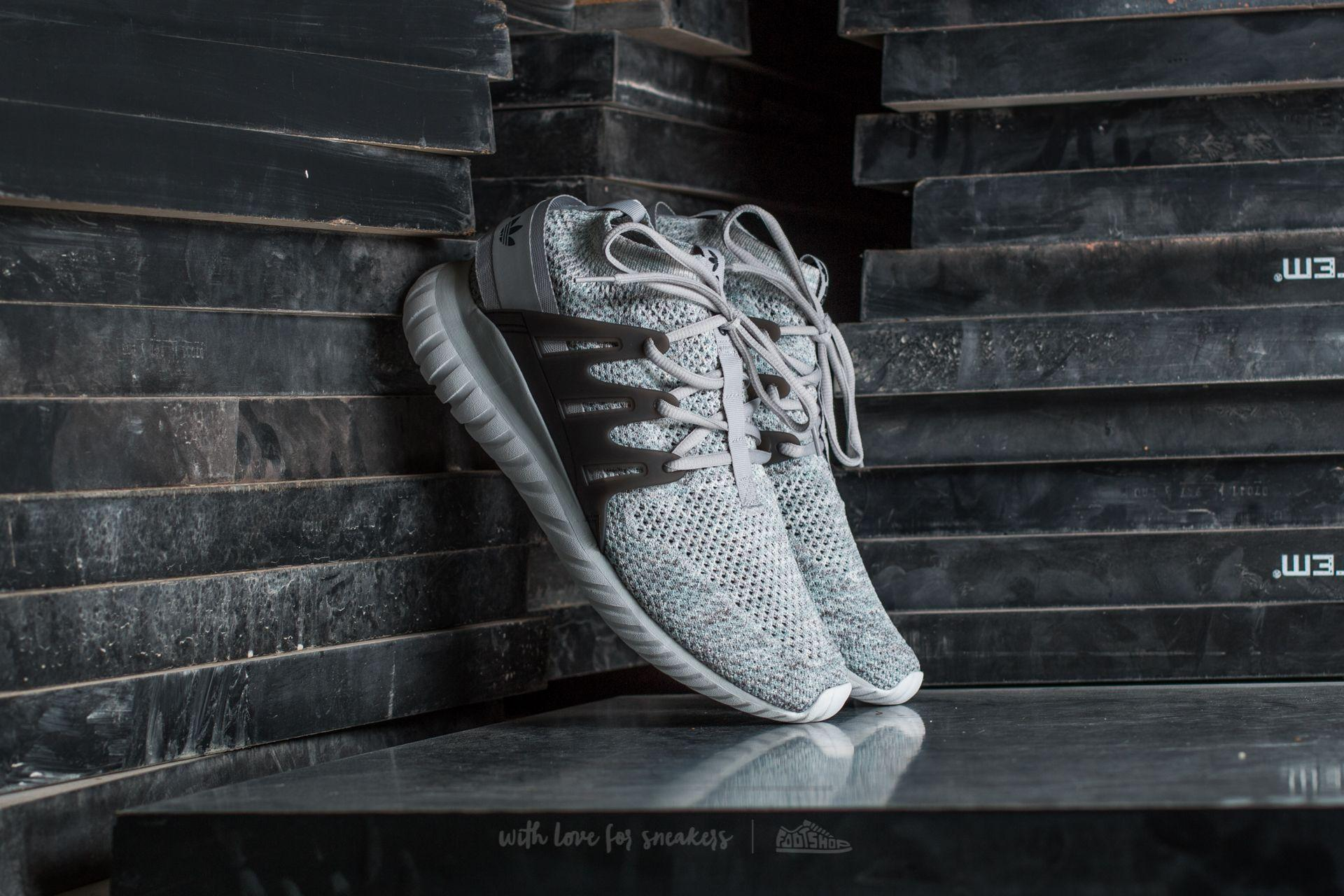zasznurować Trampki 2018 najlepiej sprzedający się Adidas Originals Gray Adidas Tubular Nova Primeknit Tactile Green/ Light  Solid Grey/ Dark Grey Solid Grey for men