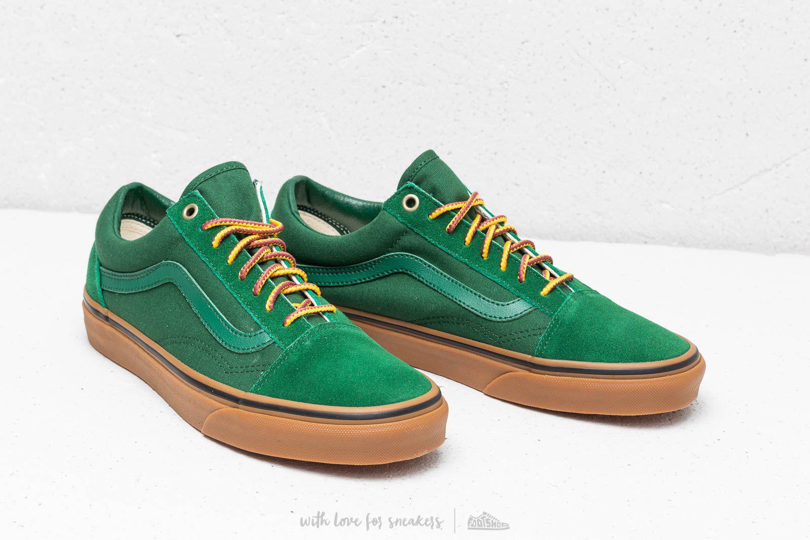 Vans Old Skool (gumsole) Eden/ Boot