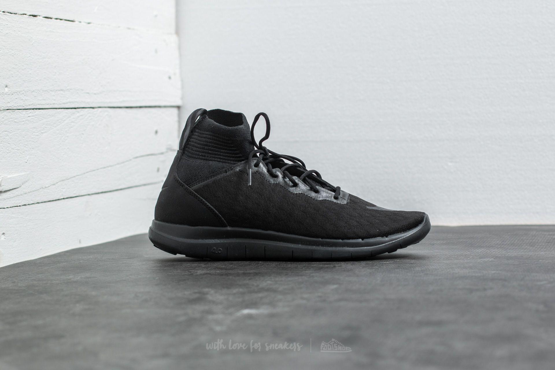 cheaper 1792e 8ab06 Nike Free Hypervenom 3 Flyknit Black/ Black-anthracite for men