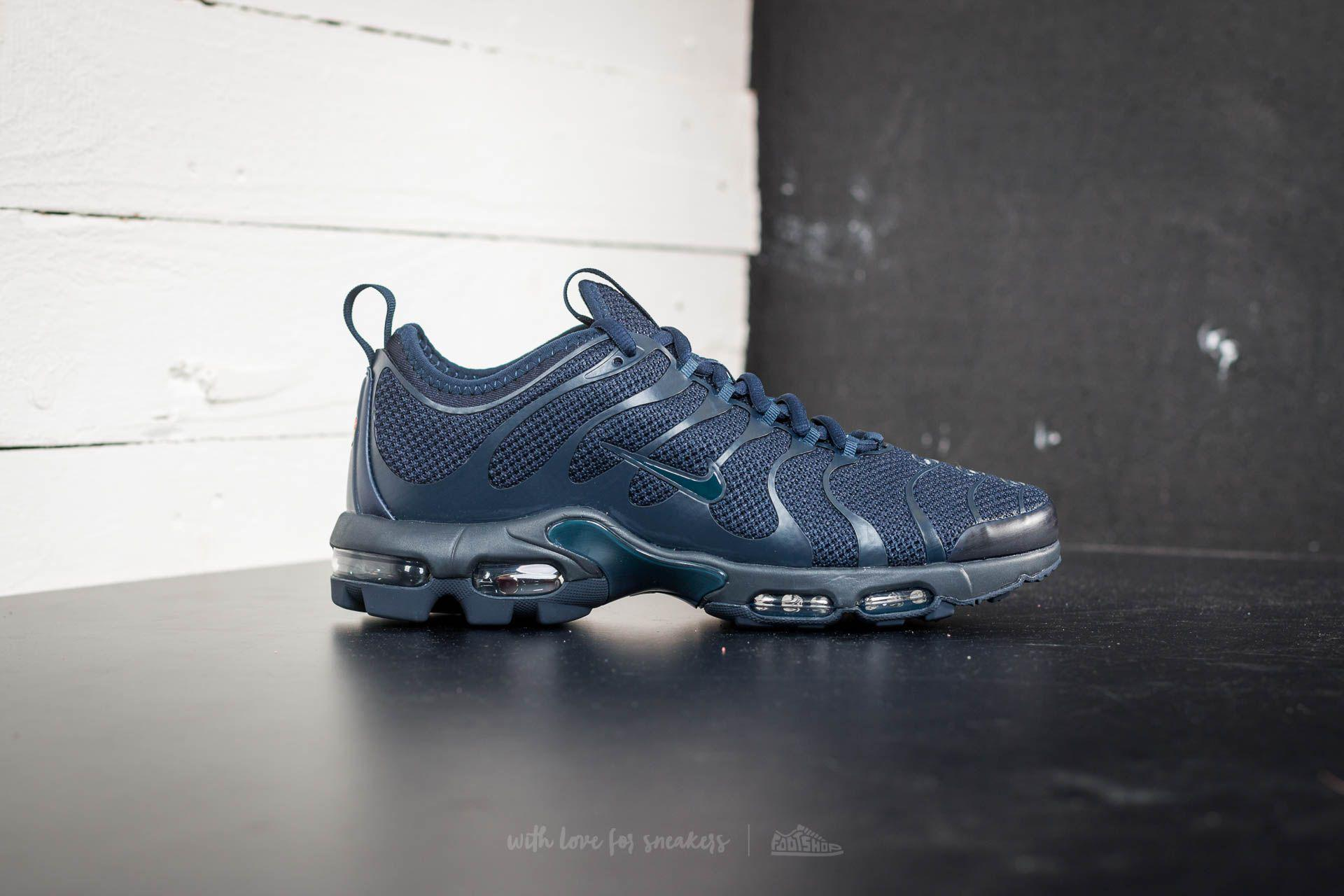 100% authentic 3a9e2 9c9c8 Lyst - Nike Air Max Plus Tn Ultra Obsidian  Armory Navy-obsidian in ...