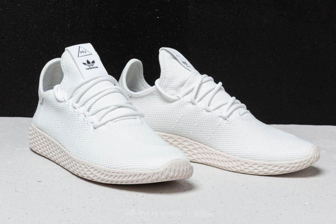 new product 65d2b daee3 Adidas Originals - Adidas Pw Tennis Hu Ftw White  Ftw White  Chalk White  for. View fullscreen