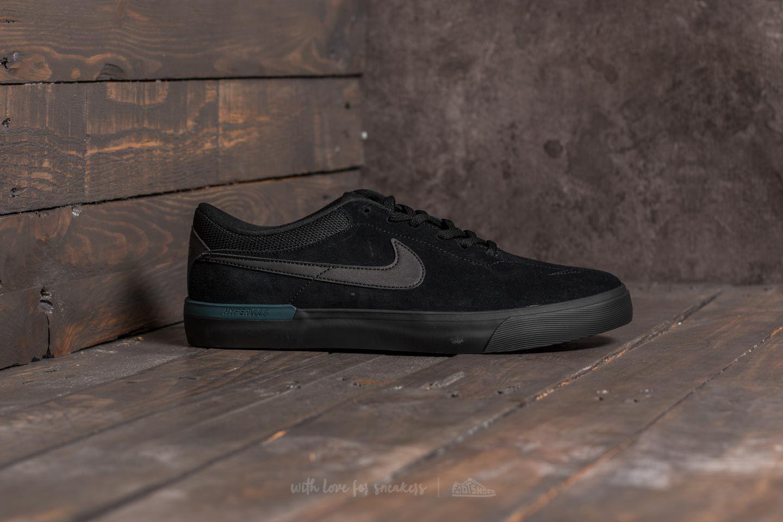 8bd3b9143fe Lyst - Nike Sb Koston Hypervulc Black  Metallic Black in Black for Men