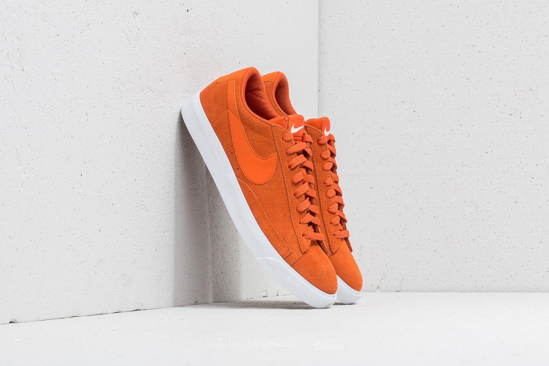 Nike Blazer Low Suede Campfire Orange Último  El Precio Barato Descuentos En Línea Barato Tienda Online De Venta 5MtwlV2ruI