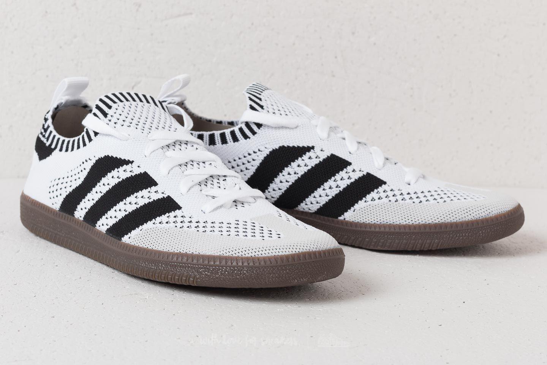 3881300a9eb6 ... discount lyst adidas originals adidas samba primeknit sock ftw white  core 7d030 514b7