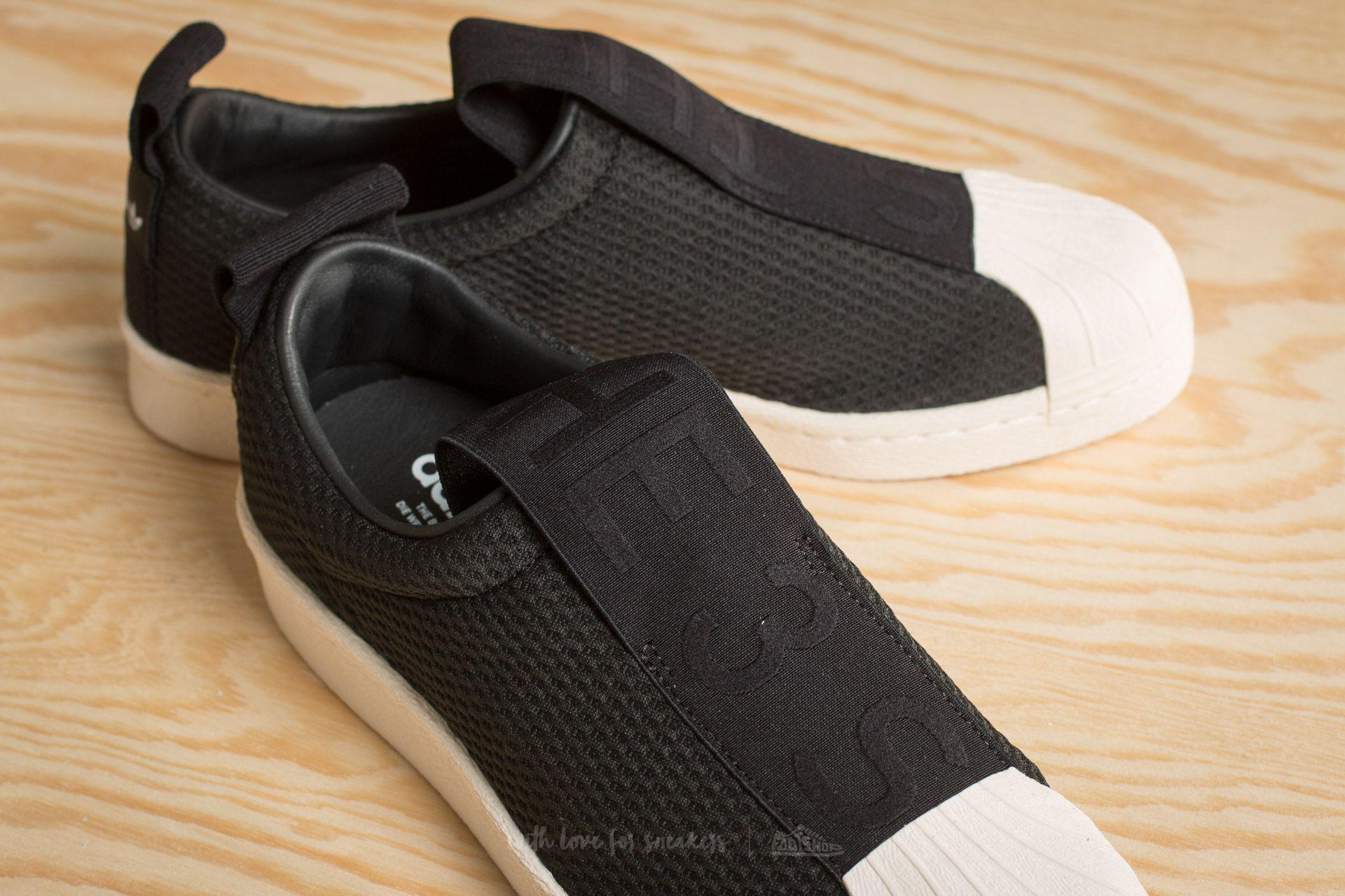 Sneakers – Womens Adidas Superstar BW35 Black
