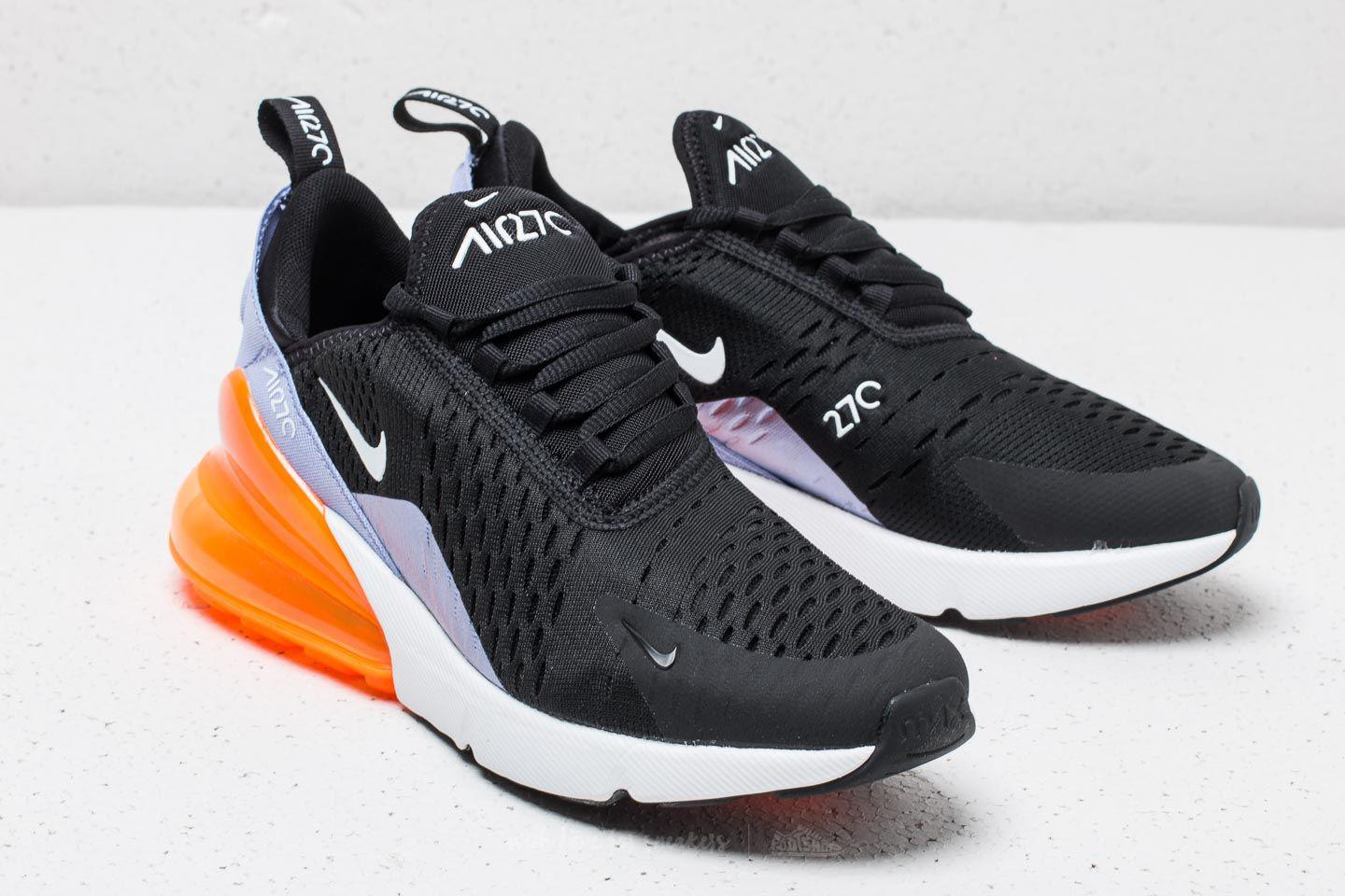 Lyst - Nike Air Max 270 Gs Black  White-twilight Pulse for Men 02f12658a
