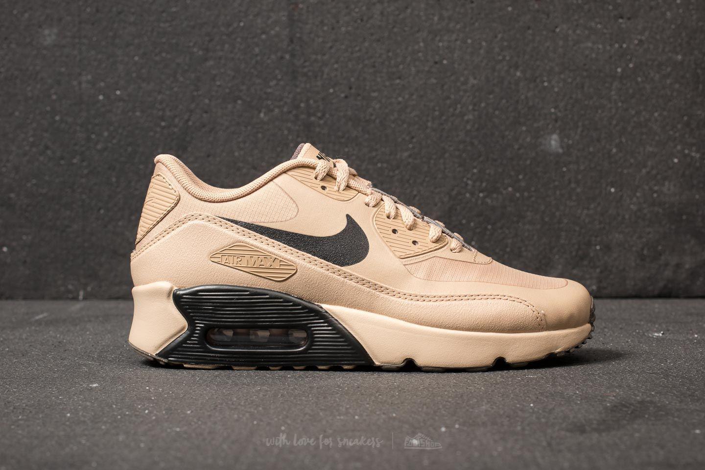 Nike SportswearAIR MAX 90 2.0 - Trainers - desert/black/ridgerock aYRI46q