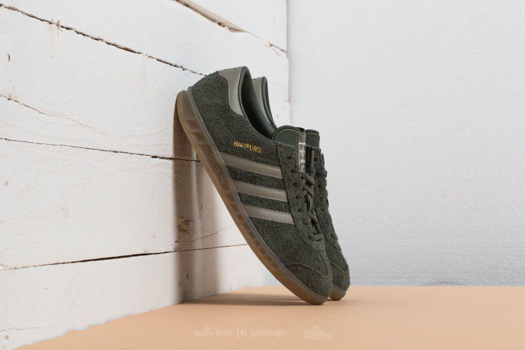 Adidas Hamburg W St Major/ Tech Beige/ Gum