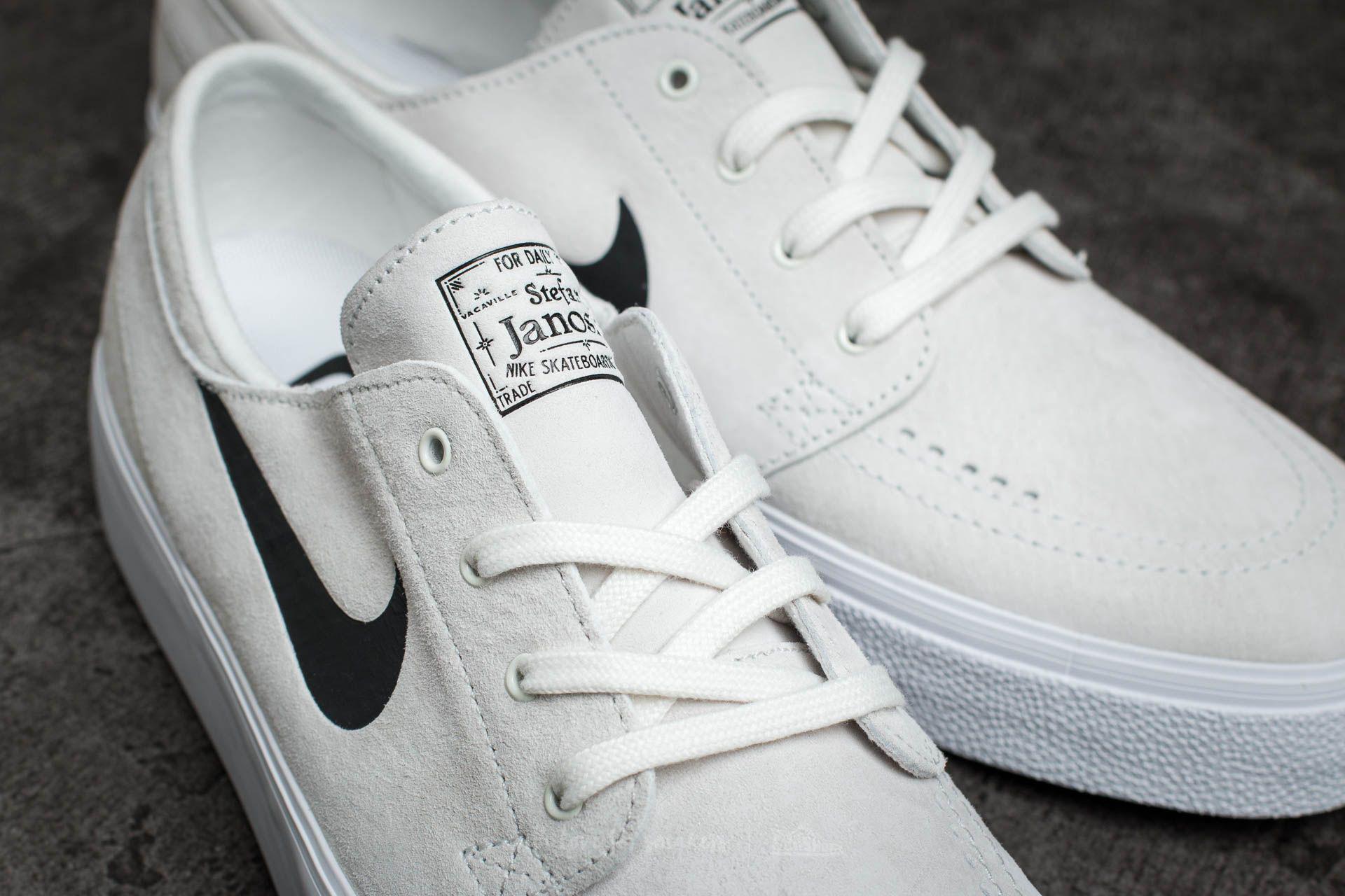 promo code 42372 4526d Nike Sb Zoom Janoski Ht Summit White  Black in White for Men - Lyst