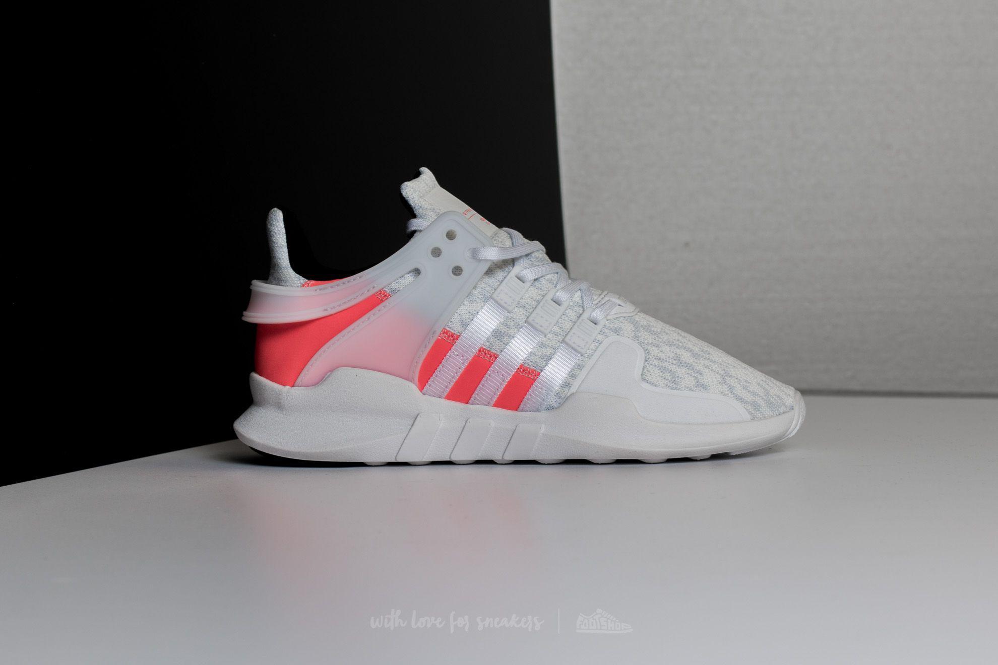Lyst - adidas Originals Adidas Eqt Support Adv Crystal White ... b88b50386