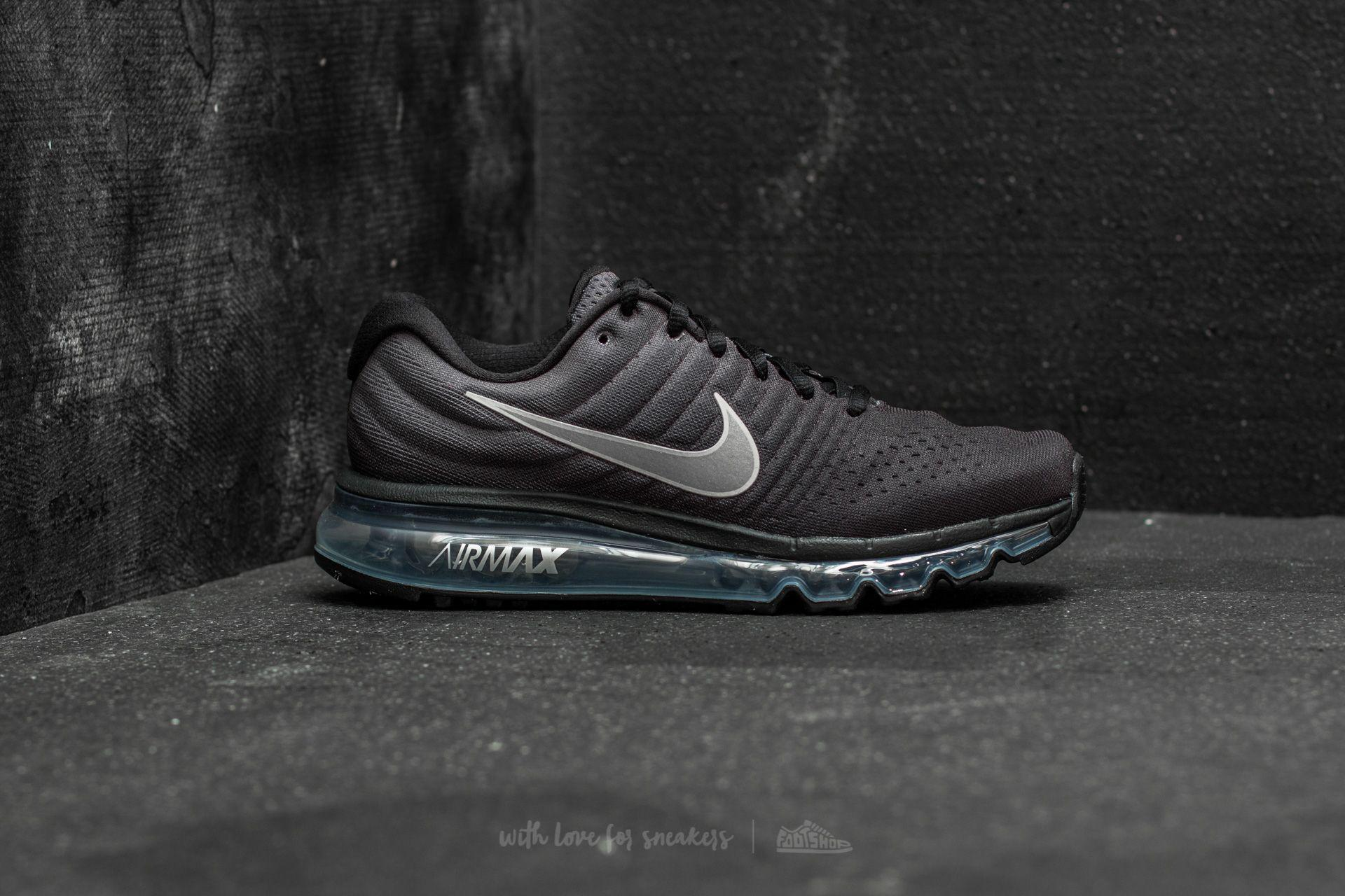 separation shoes 3967e f3cea Women's Air Max 2017 (gs) Black/ Summit White-anthracite