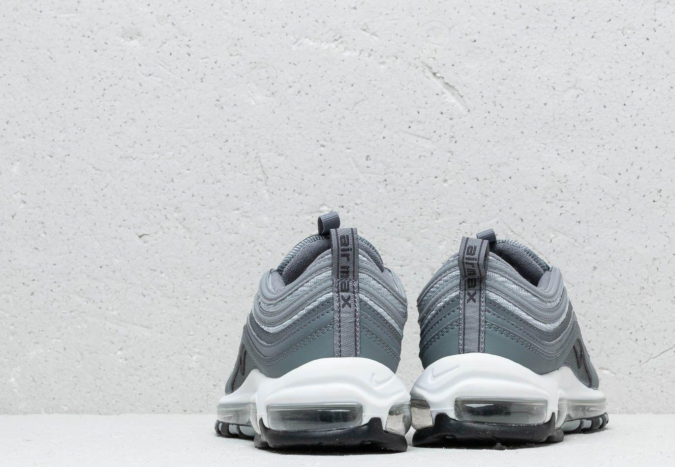 Nike Rubber Air Max 97 Essential Cool Grey/ Wolf Grey-anthracite ...