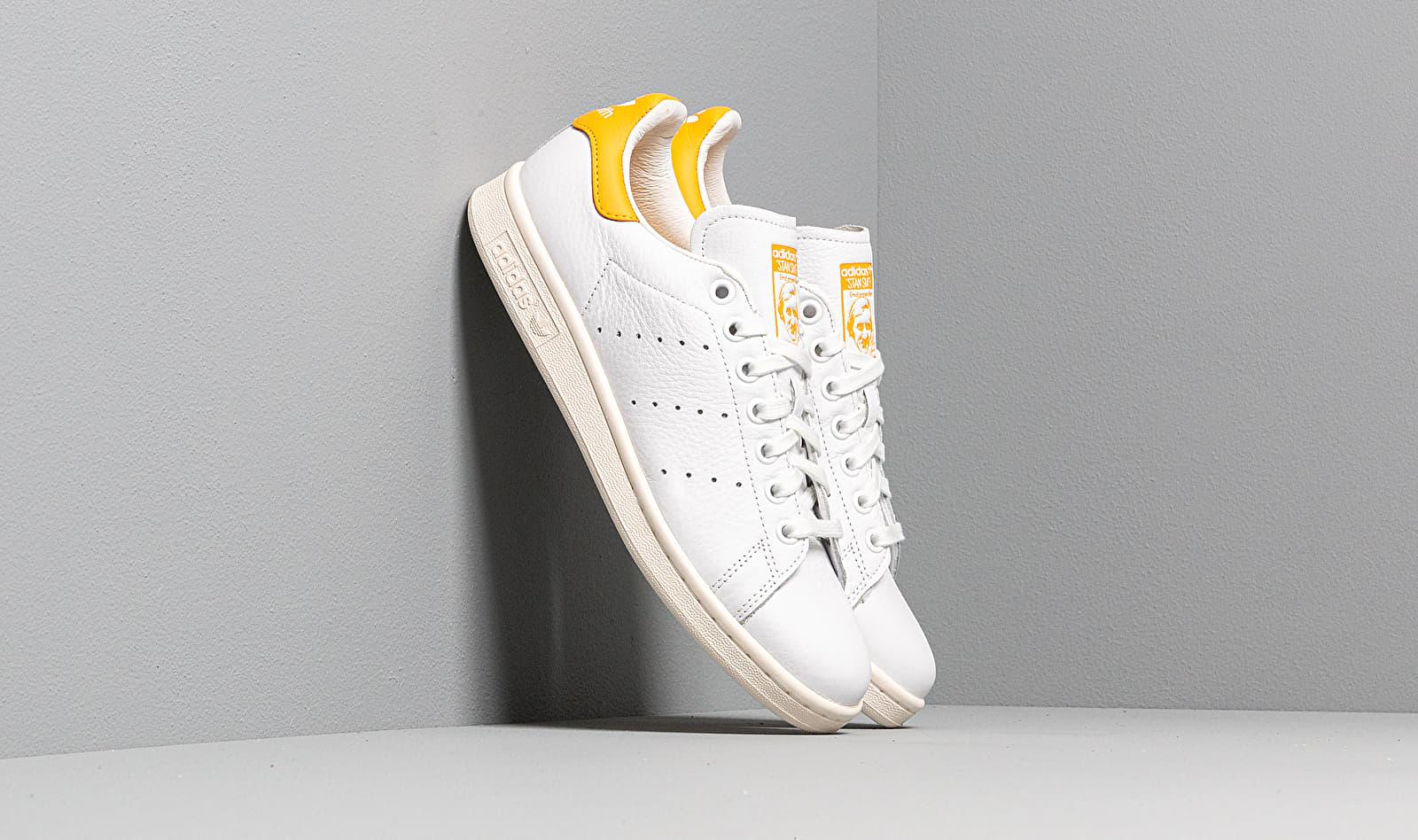 newest d06b7 2aa6e Women's Adidas Stan Smith W Ftw White/ Active Gold/ Off White