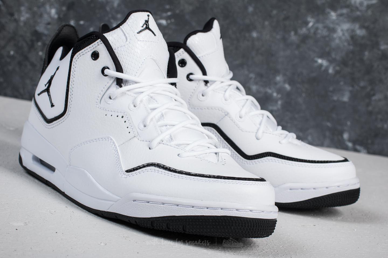 half off df443 329e7 Nike Courtside 23 White  Black in Black for Men - Lyst