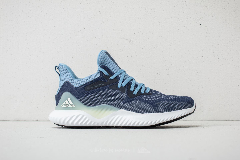 24513b2185717 Lyst - adidas Originals Adidas Alphabounce Beyond W Noble Indigo ...
