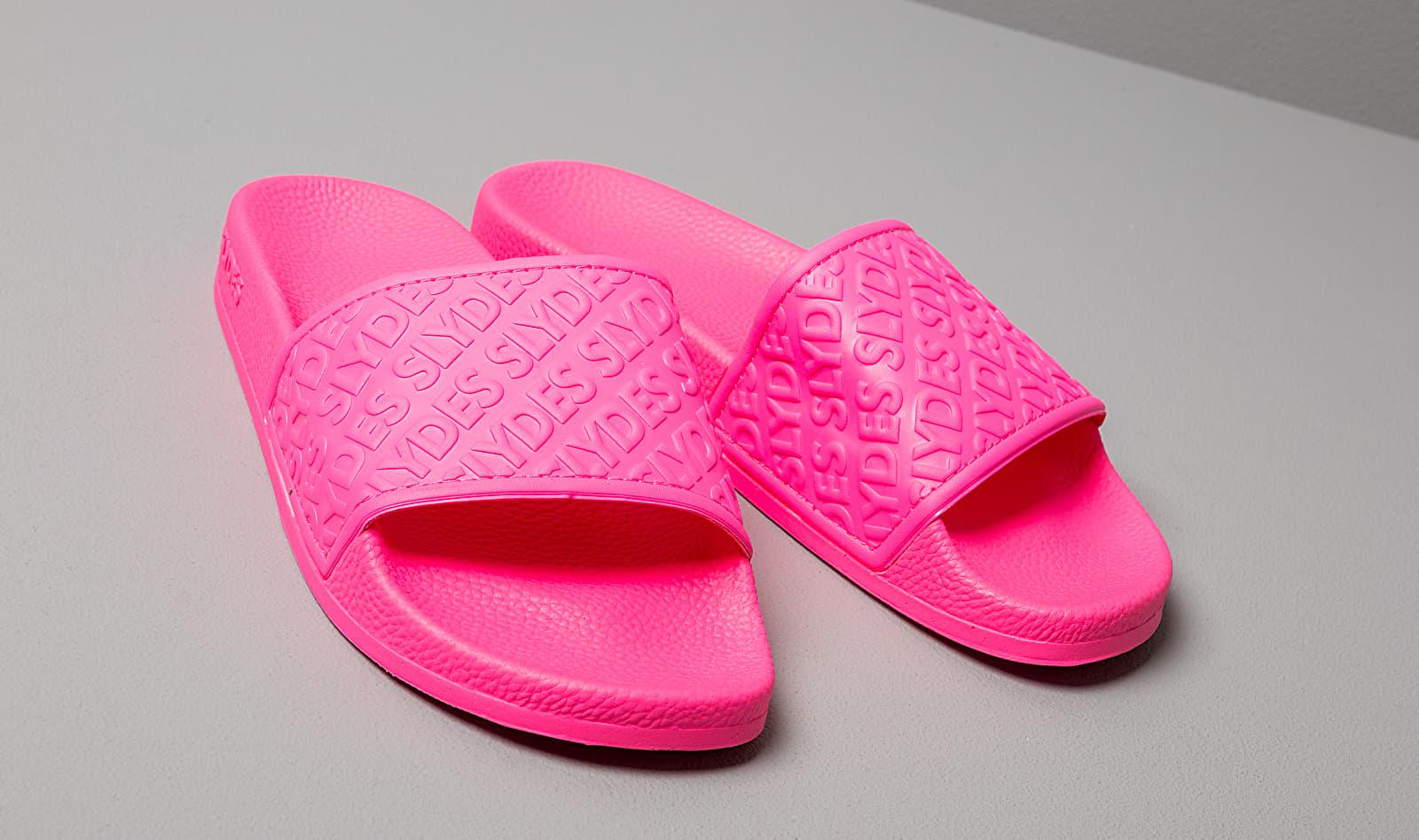 Chance Sliders Pink Slydes