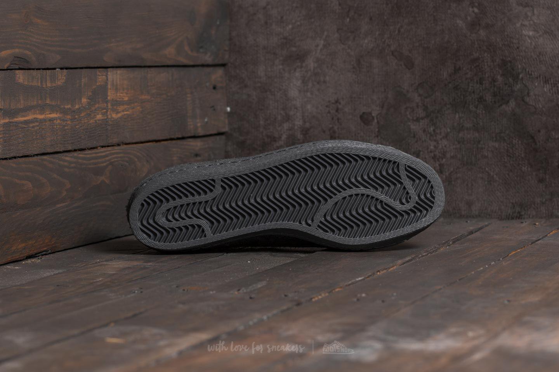 promo code c2a90 56abe Men's Adidas Superstar 80s Clean Utility Black/ Utility Black/ Gray Five
