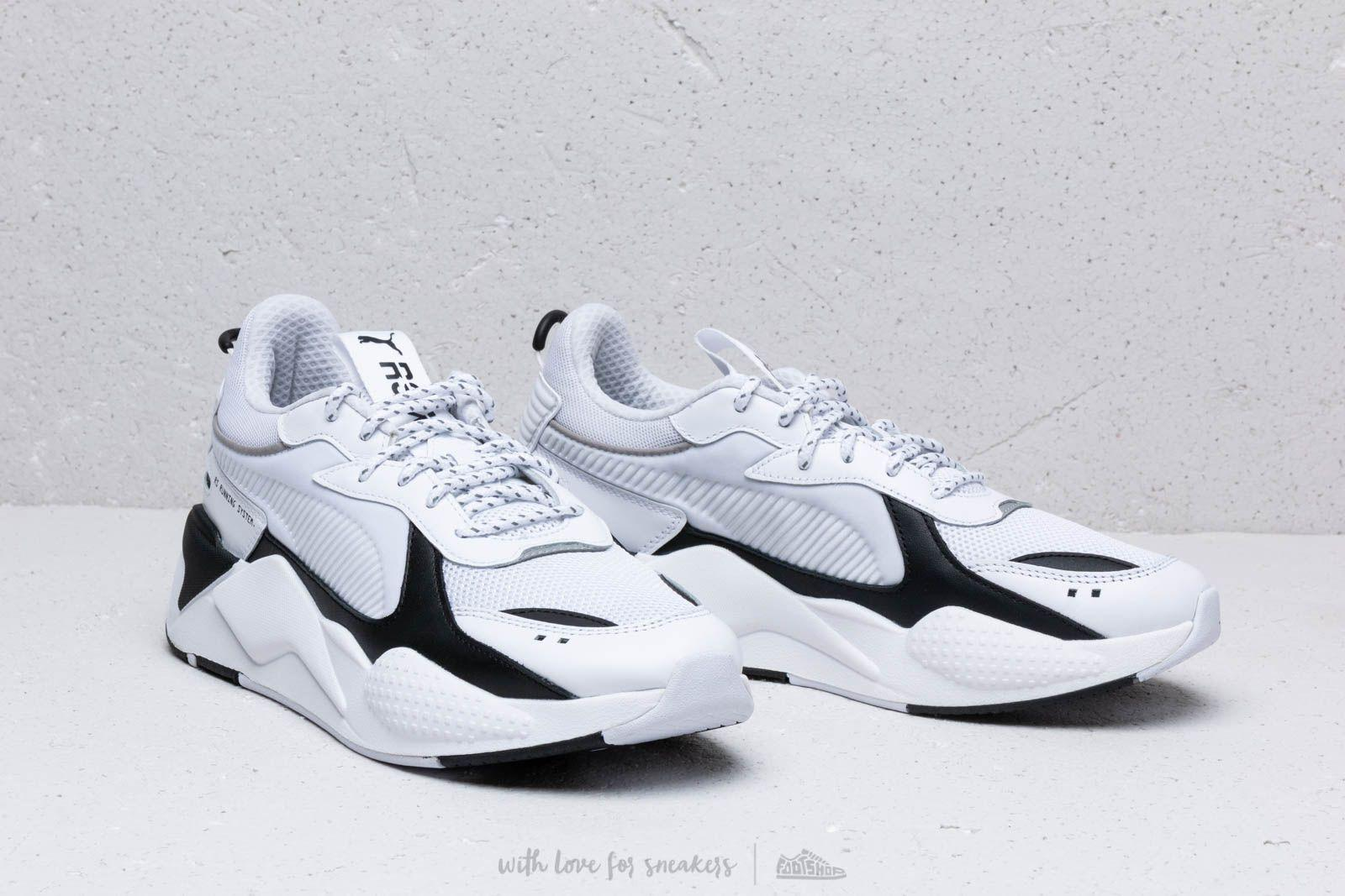 Rs-x Core White/ Black