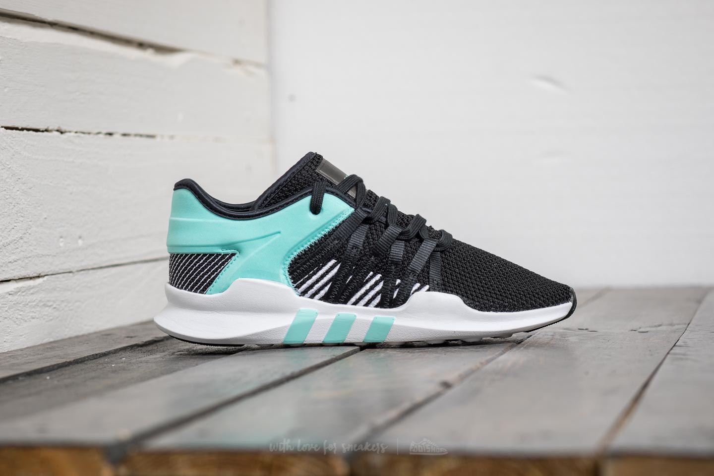 lyst adidas originali adidas eqt racing avanzata w nucleo nero / core