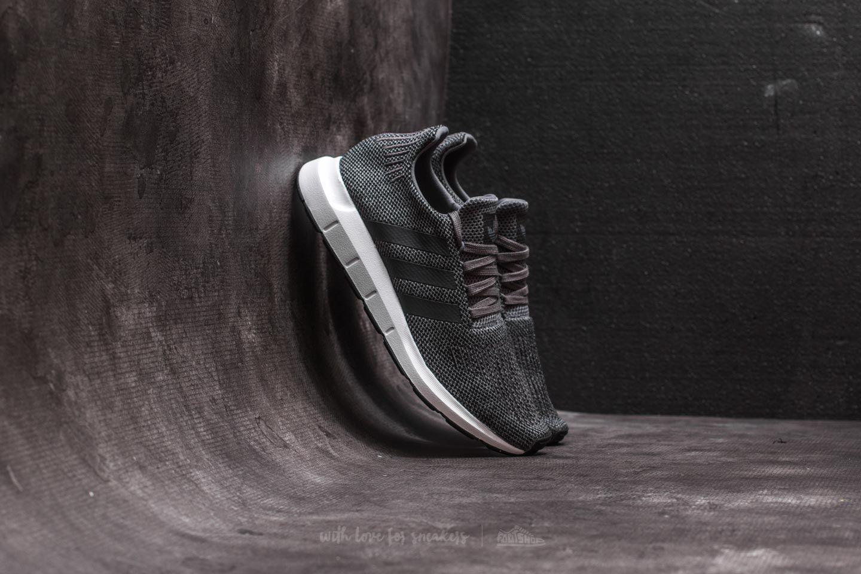 5be93186bc2 Lyst - adidas Originals Adidas Swift Run Grey Four  Core Black  Ftw ...
