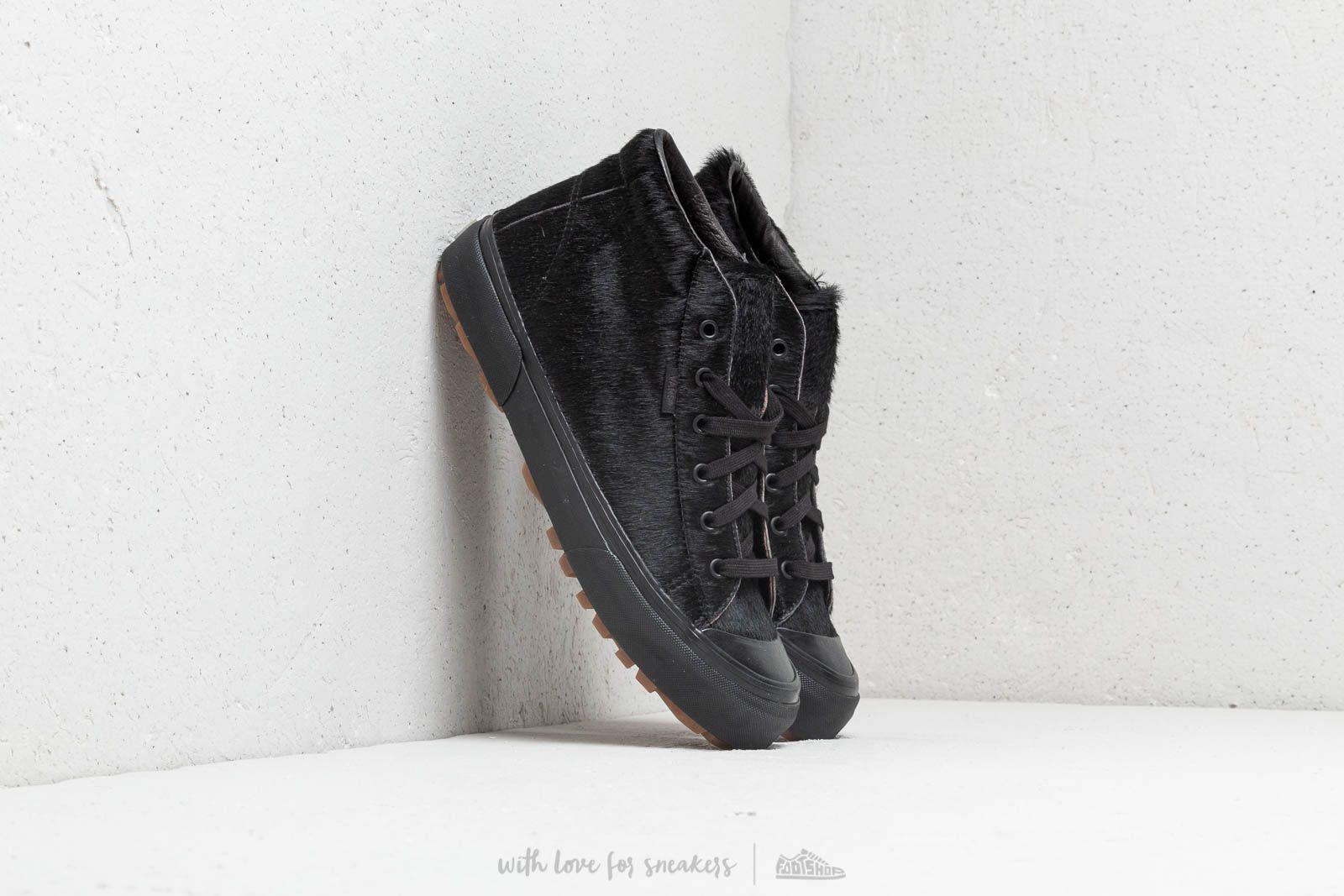 708c183b4db Lyst - Vans Og G.i Lx (pony Hair) Black in Black for Men