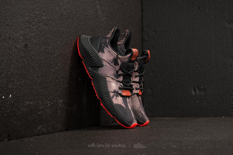 adidas Originals Prophere Trainers Core BlackCore BlackSolar Red