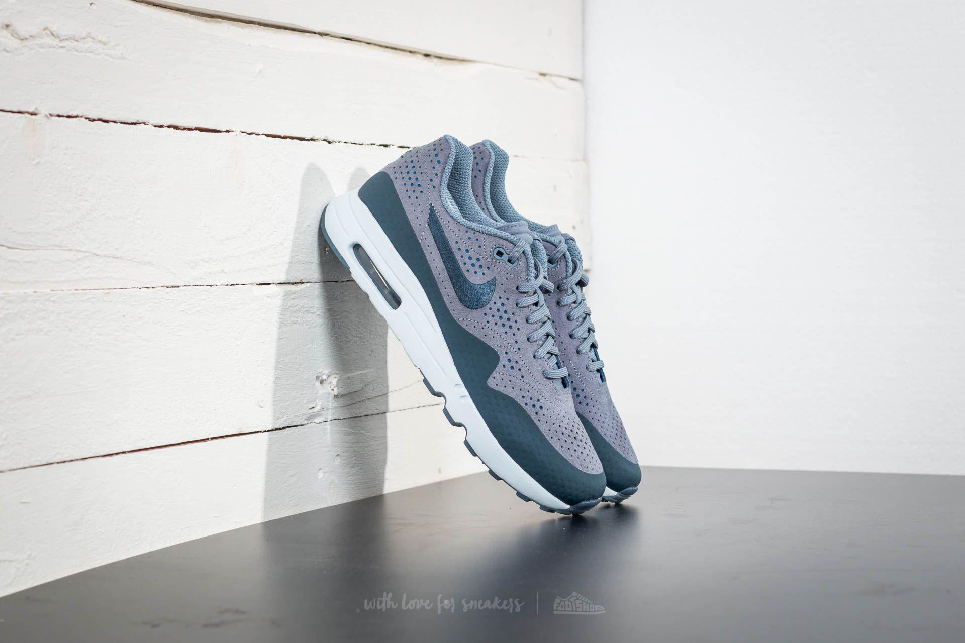 Nike Air Max 1 Ultra 2.0 Moire Armory Blue/ Armory Navy for Men - Lyst