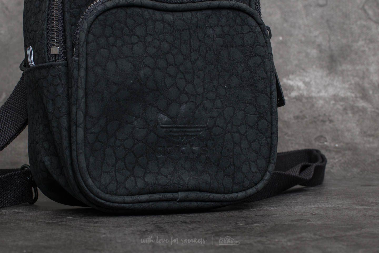 4f908254142 Lyst - adidas Originals Adidas Ac Classic Mini Backpack Black in Black