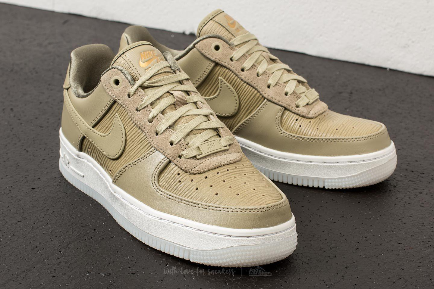 Wmns Air Force 1 '07 Lx Neutral Olive