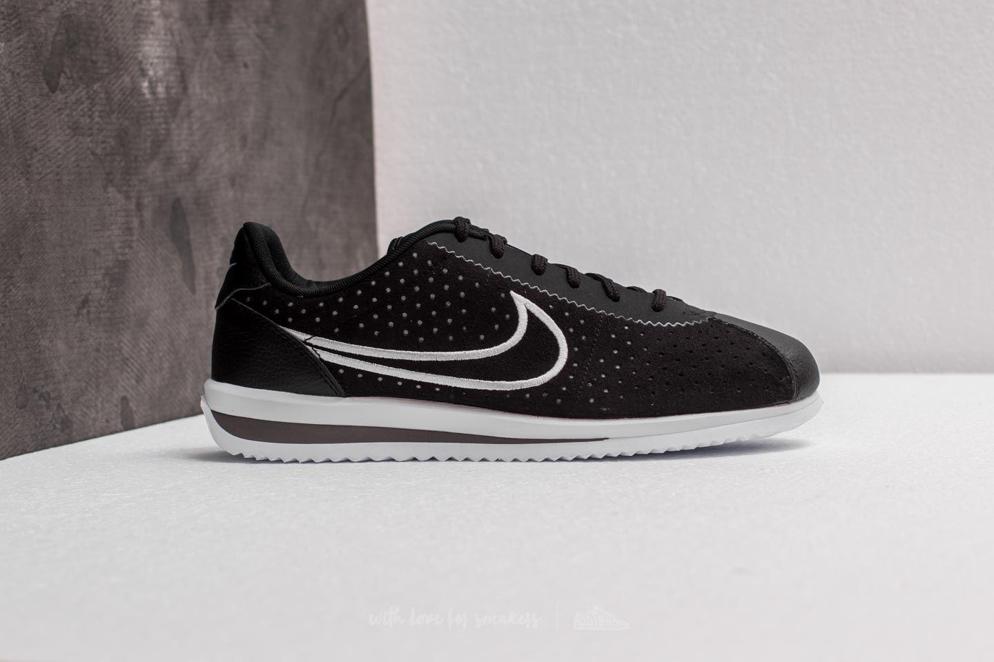 best online purchase cheap sold worldwide Cortez Ultra Moire 2 Black/ White-dark Grey