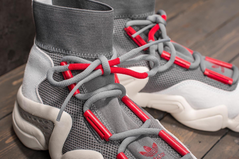 low priced d689f fea76 Lyst - adidas Originals Workshop Ad Crazy 8 Grey Four Power