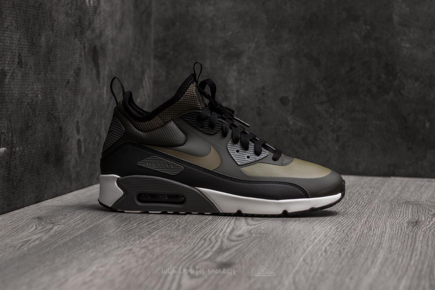 d48d30c182 ... store gallery. previously sold at footshop mens air max 90 d11bd 40b99  good nike air max 90 ultra mid winter black cool ...