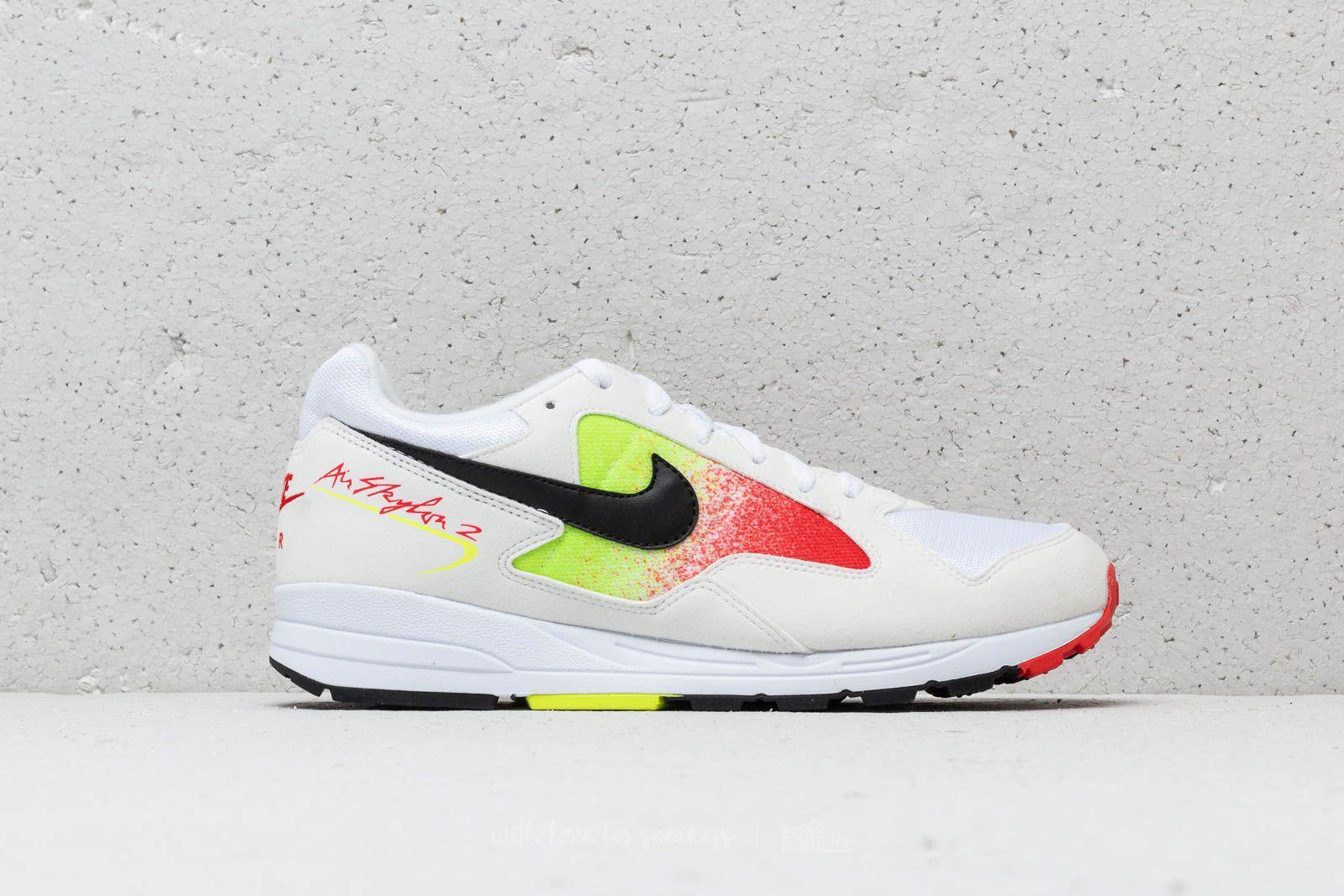 Lyst - Nike Air Skylon Ii White  Black-volt-habanero Red in White ... dae82f3e3