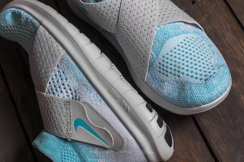 Lyst - Nike W Free Rn Motion Flyknit 2017 Glacier Blue  Polarized ... 9df4a752b
