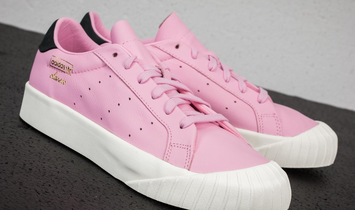 watch 51004 ad80a Lyst - adidas Everyn Shoes in Pink