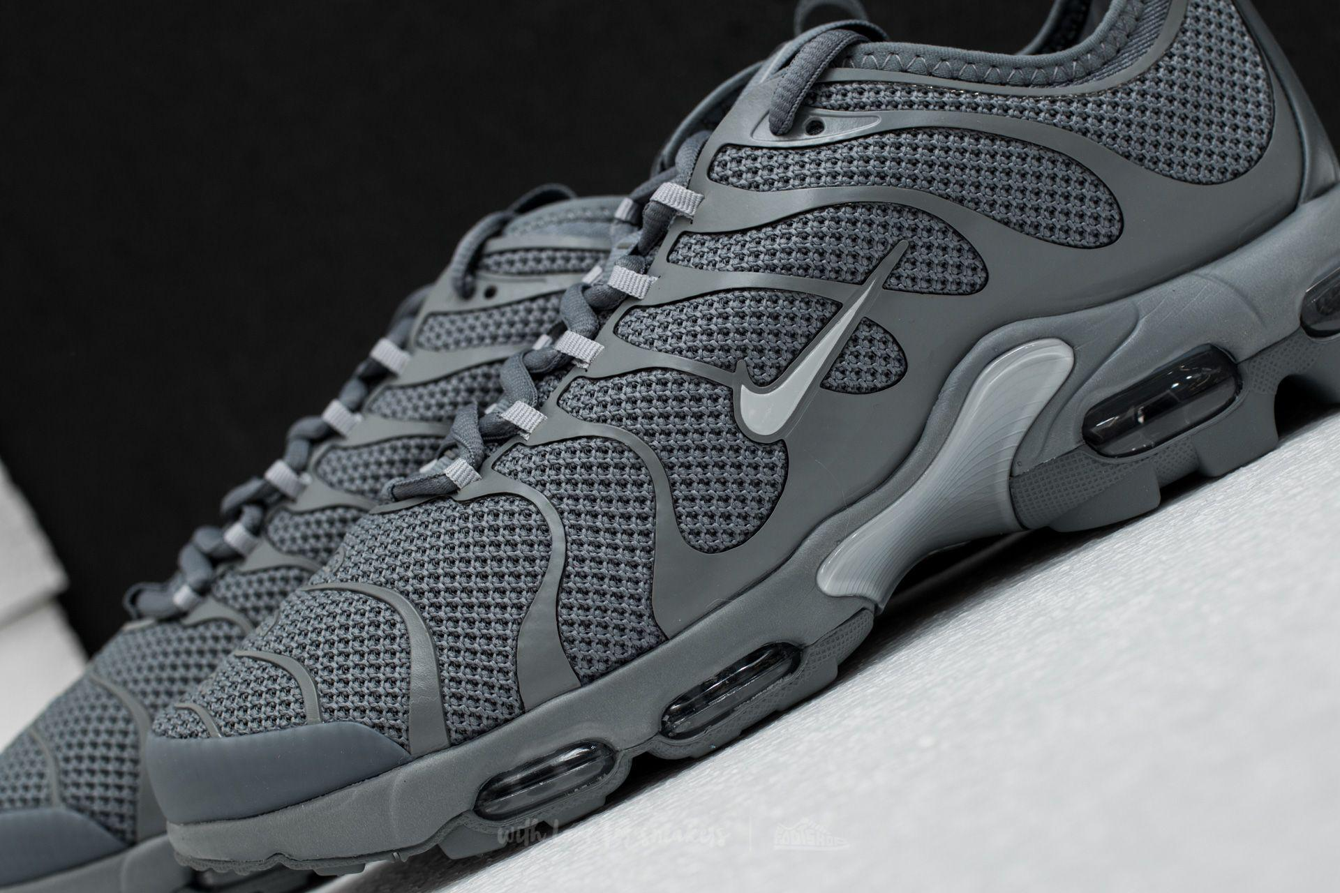 hot sale online e7c95 fe719 Men's Air Max Plus Tn Ultra Cool Grey/ Wolf Grey-cool Gray