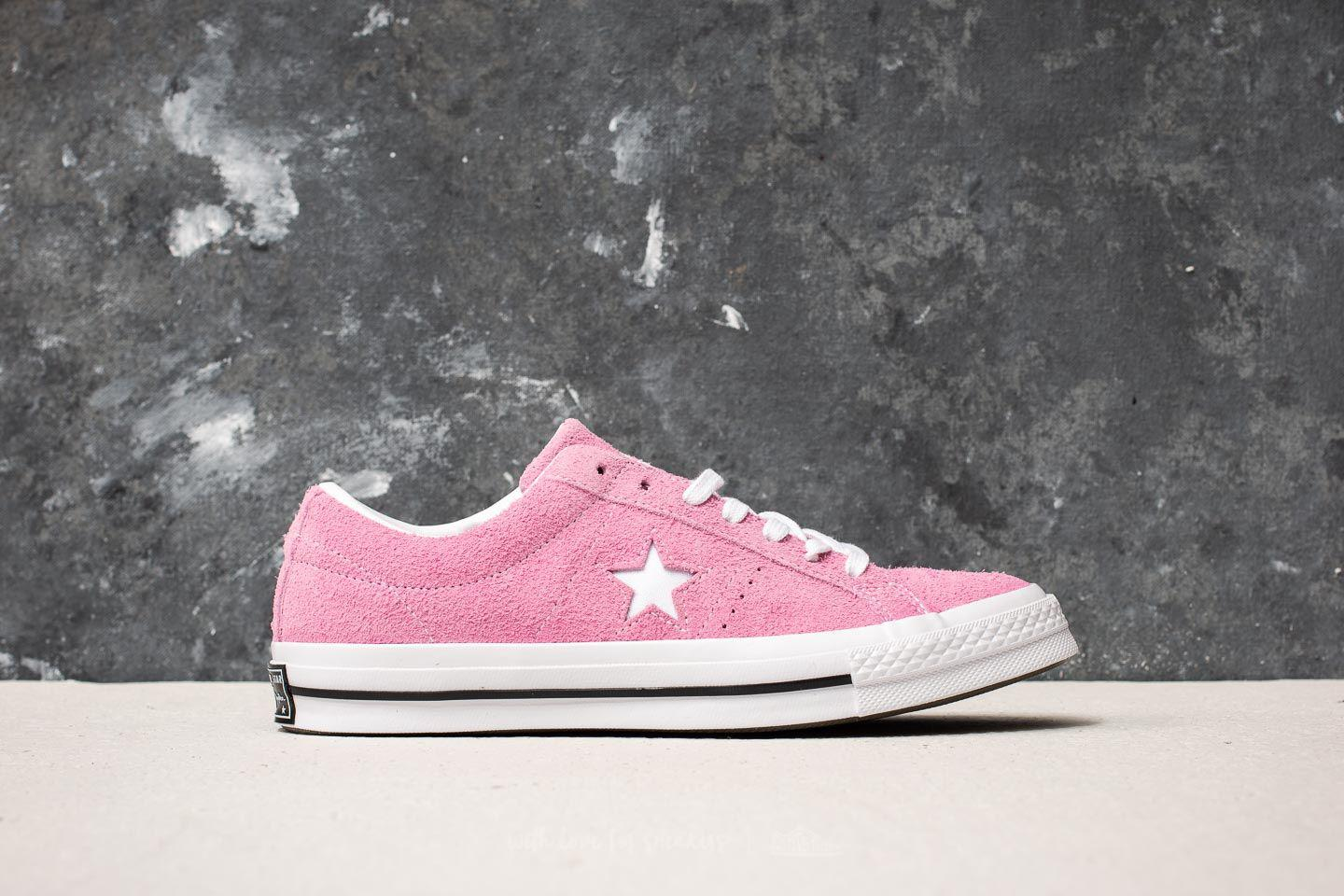 Converse Suede One Star Ox Light Orchid