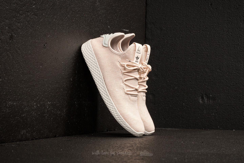 Lyst - adidas Originals Adidas X Pharrell Williams Tennis Hu Linen ... 9080f877e